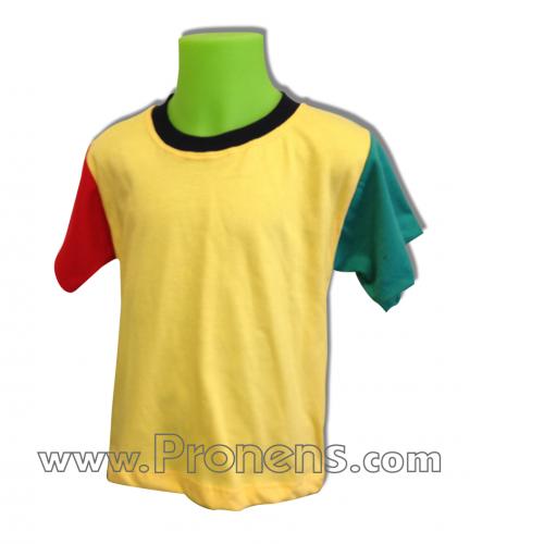 Camisetas escolares infantiles para la guardería y escuela infantil