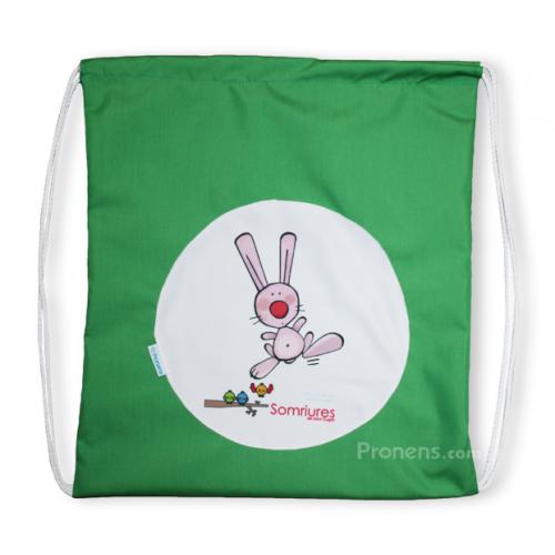 Fabricante de bolsas escolares para llevar la muda a la guardería