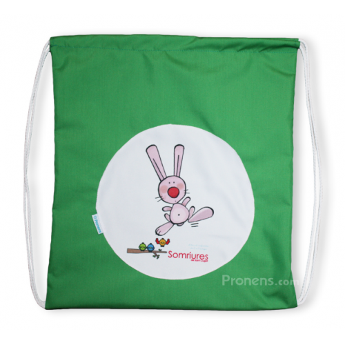 Fabricante de bolsa para la espalda con asas - Bolsas escolares Pronens
