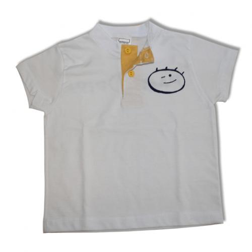 camiseta escolar granito - Uniformes escolares y guarderías