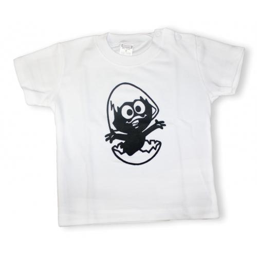 Camiseta escolar de granito - Uniformes guardería Pronens