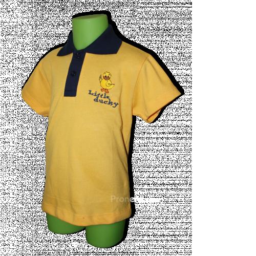 Fabricante de polos infantiles personalizados para escuelas infantiles y colegios - Polos escolares Pronens