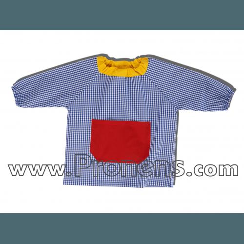 batas babys guarderias saquito  - uniformes guarderías