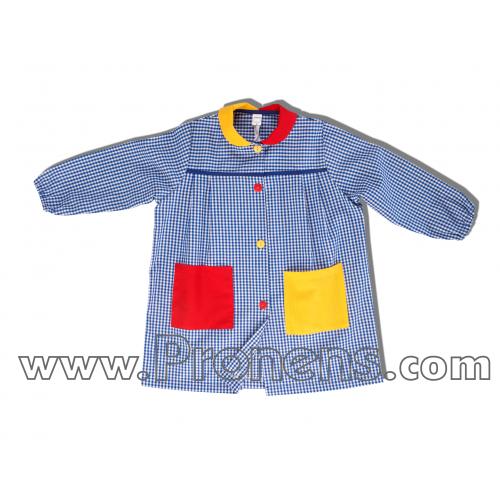 batas babys escolares botones  - uniformes escolares 2