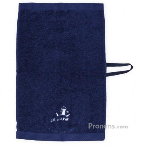 Fabricante de toalla bebé guardería con colgador personalizada