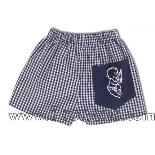 Pantalones infantiles para la guardería y escuela infantil