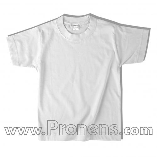 camiseta blanca escolar - uniformes escolares guarderías