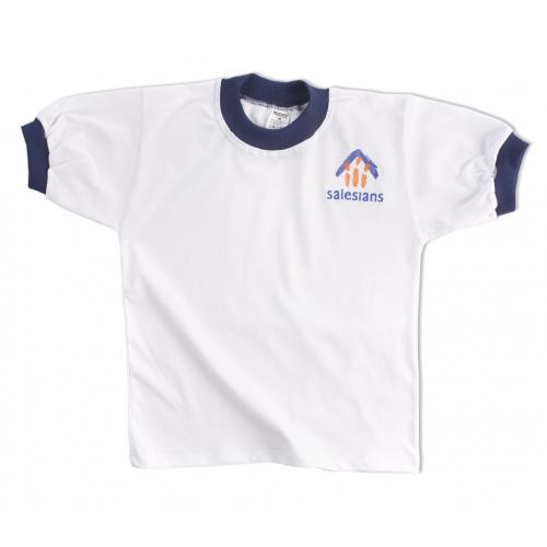 camiseta escolar elásticos - Uniformes escuela infantil Pronens