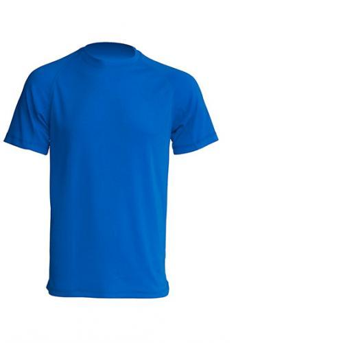 Camiseta tecnica azulon - Uniformes escolares Pronens