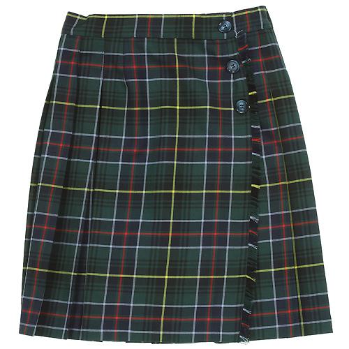 Fabricante de faldas escolares personalizadas para uniformes escolares