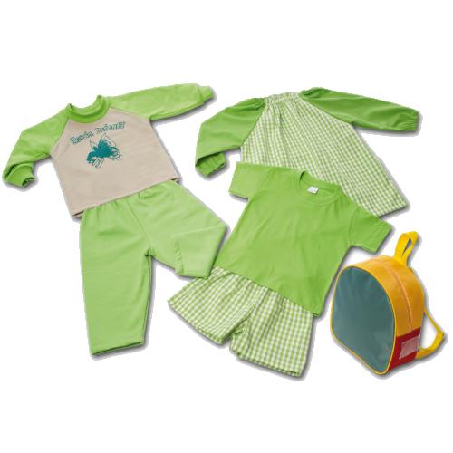 Kit escolar guardería - Uniformes guardería