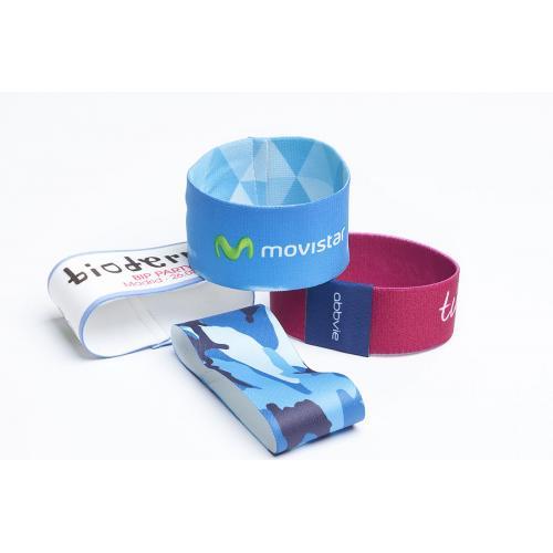 Fabricante de pulseras elásticas personalizadas - Pulsera elástica personalizada Pronens