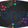 Fabricante mascarilla higiénica reutilizable negra flores de colores Ref.03.130015 - mascarillas higiénicas Pronens