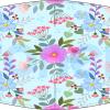 Fabricante mascarilla higiénica reutilizable azul flores de colores Ref.03.130017 - mascarillas higiénicas Pronens