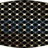 Fabricante mascarilla higiénica reutilizable negra fashion Ref.03.130031 - Mascarillas higiénicas Pronens UNE0065