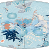 Fabricante mascarilla higiénica reutilizable azul garza japonesa Ref.03.130036 - Mascarillas higiénicas Pronens UNE0065