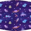 Fabricante mascarilla higiénica lavable lila Aliens Ref.03.130044 - Mascarillas higiénicas Pronens UNE0065