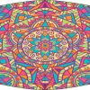Fabricante mascarilla higiénica lavable Mandala Ref.03.130064 - Mascarillas higiénicas Pronens UNE0065