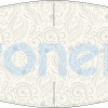 Fabricante mascarilla higiénica lavable Beige Flores Ref.03.130079 - Mascarillas higiénicas Pronens UNE0065