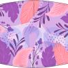 Fabricante mascarilla higiénica lavable Flores coral malva Ref.03.130081 - Mascarillas higiénicas Pronens UNE0065