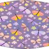Mascarilla higiénica lavable infantil Mariposas lila Ref.03.130097 - Mascarillas higiénicas Pronens UNE0065