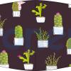 Mascarilla higiénica lavable cactus Ref.03.130098 - Mascarillas higiénicas Pronens UNE0065