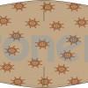 Mascarilla higiénica tela homologada marinero Ref.03.130124 COVID19