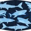 Mascarilla higiénica tela homologada tiburón Ref.03.130126 COVID19