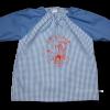 Fabricante batas babis escuela infantil guardería - Babi guardería lavanda Pronens