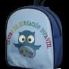 Fabricación de mochilas escolares para la guardería