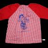 Fabricante batas babis escuela infantil guardería - Babi guardería rojo Pronens