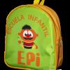 Fabricante mochila escuela infantil en Madrid - Mochilas escolares Madrid