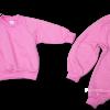 Chándal guardería rosa - Chandals escolares Pronens