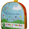 Fabricante mochilas escolares originales escuela infantil Hadas y duendes - Mochilas escolares Pronens