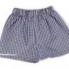 Pantalón cuadros marino - Uniformes escuela infantil Pronens