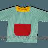 batas babis guarderias saquito  - uniformes guarderías