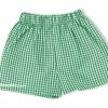Pantalón cuadros verde - Uniformes escuela infantil Pronens