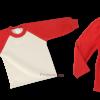 Chándal escolar Modelo Promoción Rojo - PRONENS, Fabricante textil de chandals escolares para colegios, guarderías y escuelas infantiles