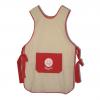 Delantal educadora - uniformes guarderia maestras