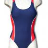 Fabricant textile de Maillot de bain fille piscine personnalisés pour écoles et clubs sportifs en France - PRONENS