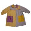 batas babys escolares botones  - prendas escolares 5