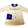 batas babys colegiales botones  - prendas escolares 1
