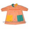 batas babys escolares botones  - prendas escolares 4