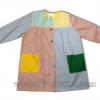 batas babys escolares botones  - prendas escolares 6