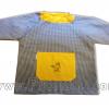 batas babys guarderias saco  - uniformes guarderías