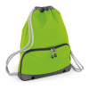 Bolsa mochila cremallera lima - Bolsas deporte personalizadas Pronens