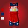 Fabricante de equipaciones escolares deportivas baloncesto Modelo 2 - Equipaciones deportivas Pronens Minmor
