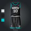 Fabricante de equipaciones escolares deportivas baloncesto Modelo 3 - Equipaciones deportivas Pronens Minmor