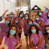 Fabricante de blusón acampanado para educadoras infantiles - Uniformes profesores y educadoras infantiles