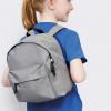 Fabricante de mochilas infantiles personalizadas para empresas y colegios - gris